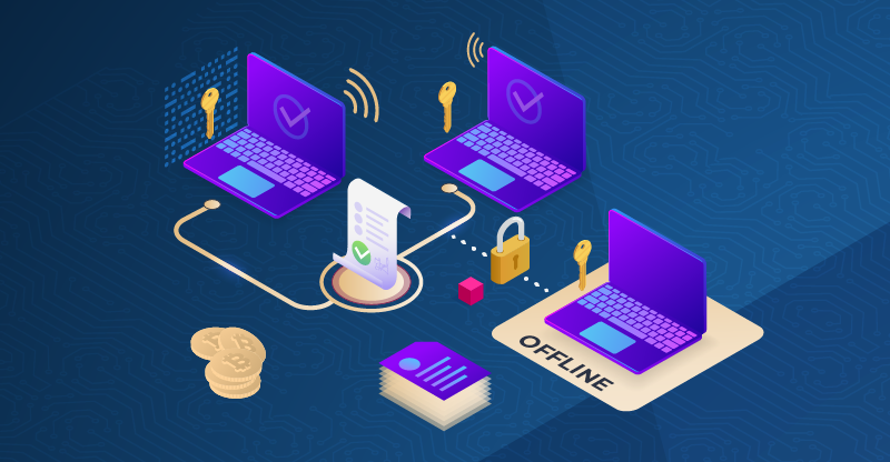 Asynchronous Approval in Threshold Signing – MPC for Cryptocurrency Protection (Part 5) - Unbound Security Blog